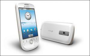 日本初Android搭載端末『HT-03A』