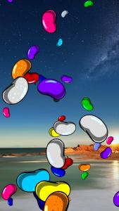 jelly beanアニメーション
