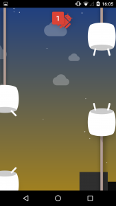 Marshmallowアニメーションゲーム